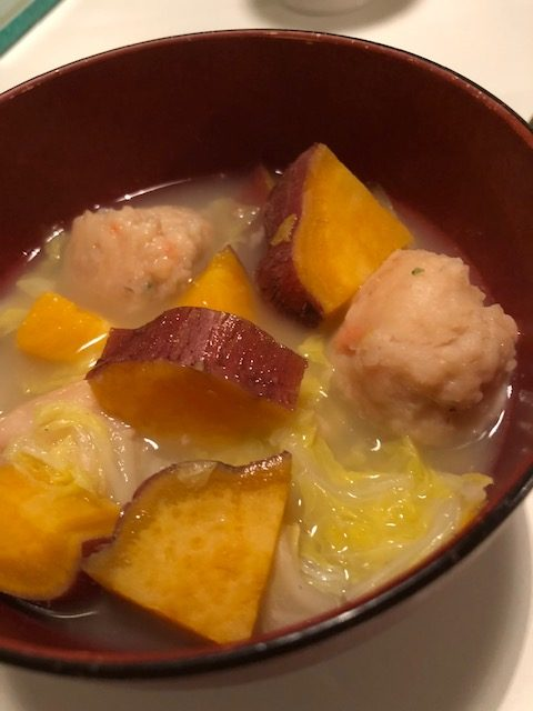 芋のスープ煮