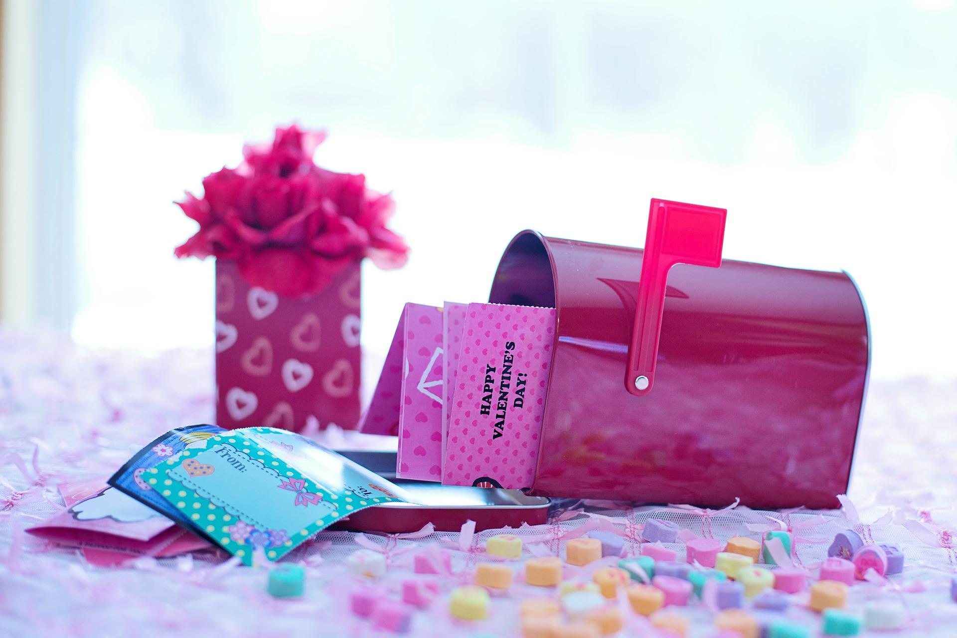 バレンタインの贈り物