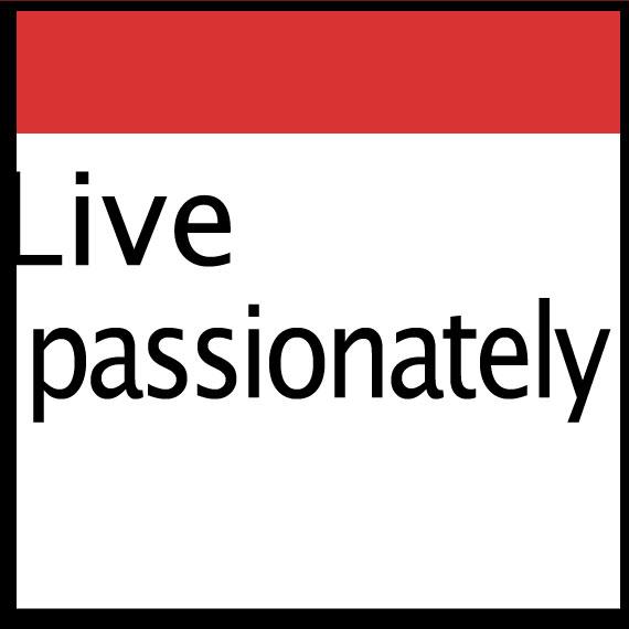 live passionatelyのバナー